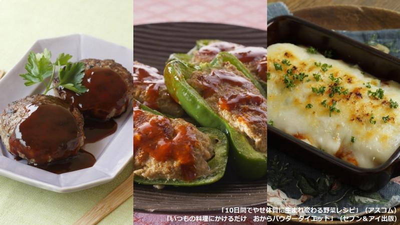 岸村康代さんの野菜料理レシピ