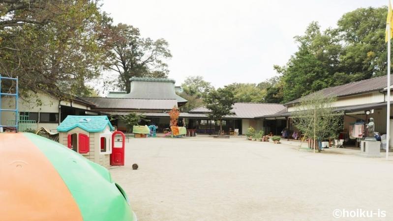 妙福寺保育園の園舎