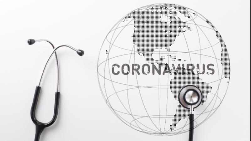 世界に広がるコロナウイルス